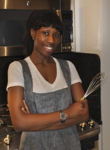 Executive Pastry Chef Elise Pierre-Louis