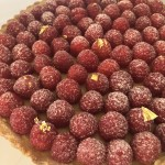 Traditional Raspberry Tart